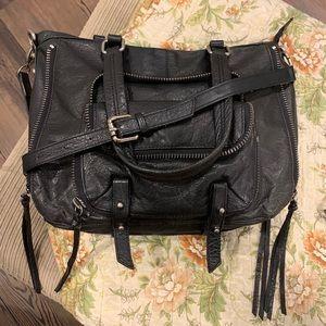 Joelle Hawkens leather crossbody bag